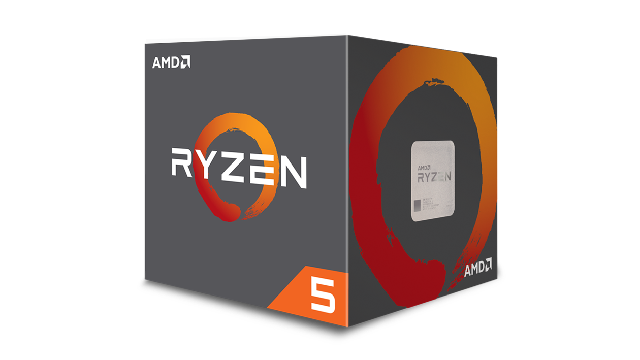AMD CPU Desktop Ryzen 5 6C/12T 1600