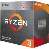AMD CPU Desktop Ryzen 3 4C/4T 3200G