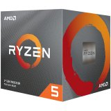 AMD CPU Desktop Ryzen 5 4C/8T 2400G