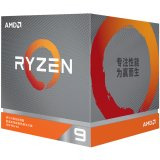 AMD CPU Desktop Ryzen 9 12C/24T 3900X