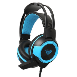 Слушалки AULA G91S Shax Gaming Headset с микрофон, high