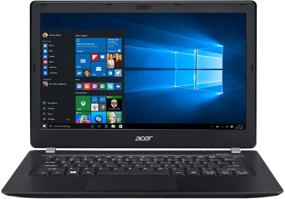 Acer TravelMate P238-M, Intel Core i7-7500U