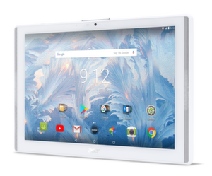 "Tablet Acer Iconia B3-A42-K8B6 White 4G LTE™/10.1"" WXGA IPS"