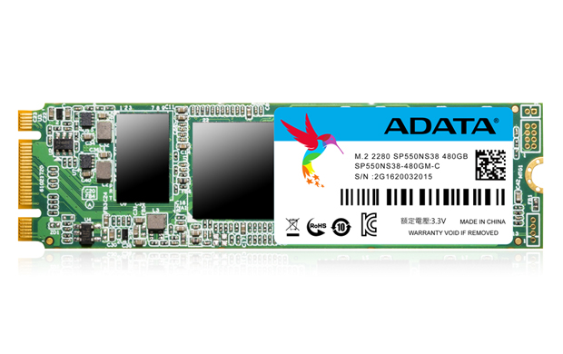 ADATA SSD M2 2280 SP550 480GB