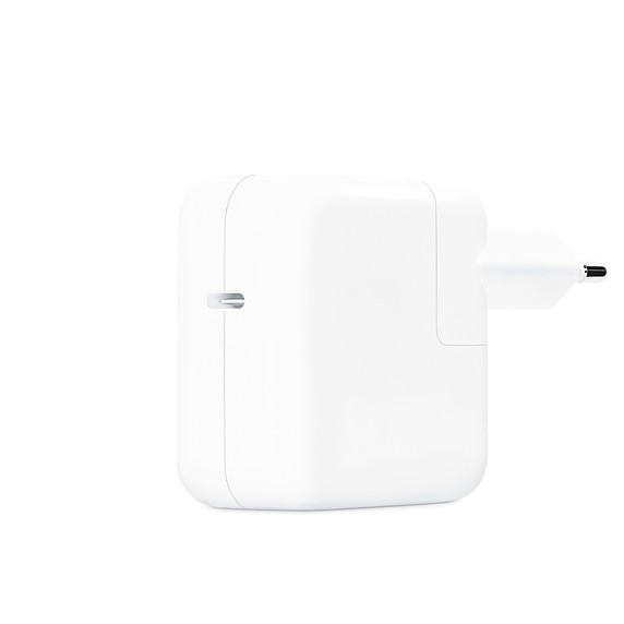Apple USB-C Power Adapter - 30W (for Macbook)-1-3-3