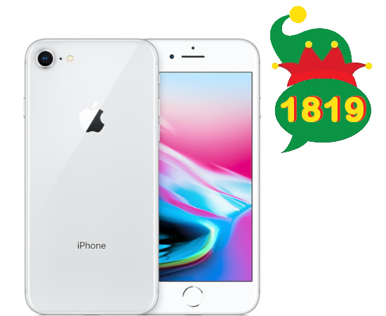 Apple iPhone 8 Plus 256GB Silver