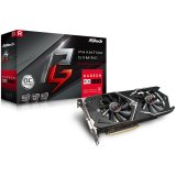 ASROCK Video Card AMD PHANTOM GAMING X RADEON RX 580 8G OC GDDR5 256bit HDMI