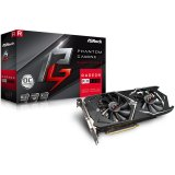 ASROCK Video Card AMD PHANTOM GAMING X RADEON RX 570 8G OC GDDR5 256bit HDMI