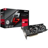 ASROCK Video Card AMD PHANTOM GAMING X RADEON RX 570 4G OC GDDR5 256bit HDMI