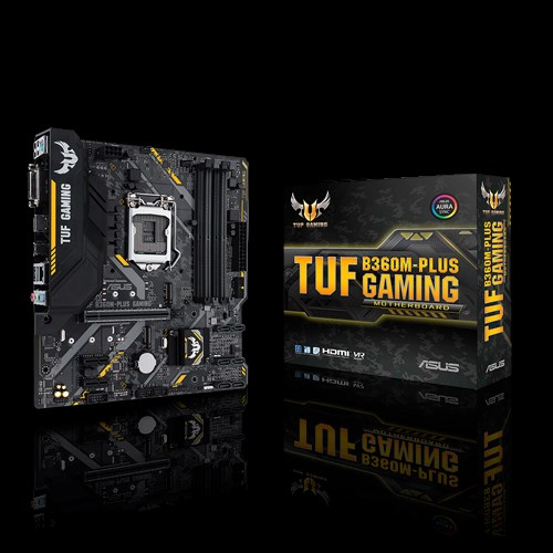 Дънна платка Asus TUF B360M-PLUS GAMING