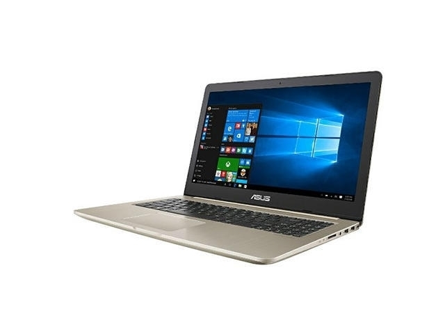 Asus N580VN-FY076, Intel Core i7-7700HQ (up to 3.8 GHz, 6MB)