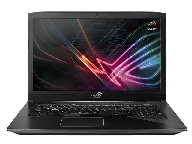 Asus GL703GE-GC024, Intel Core i7-8750H (up to 4.1 GHz, 9MB)