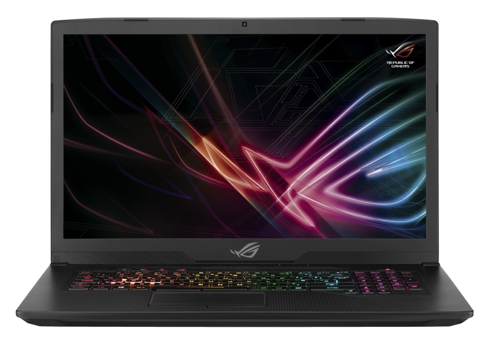Asus GL703GM-EE049, Intel Core i7-8750H (up to 4.1 GHz, 9MB)