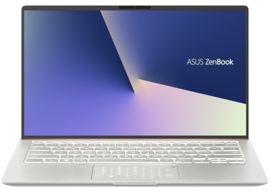 Asus UX433FA-A5047T,with Numpad, Intel Core i5-8265U (up to 3.4 GHz