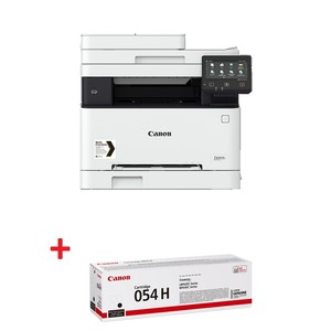 Canon i-SENSYS MF645Cx Printer/Scanner/Copier/Fax + Canon CRG-054H BK