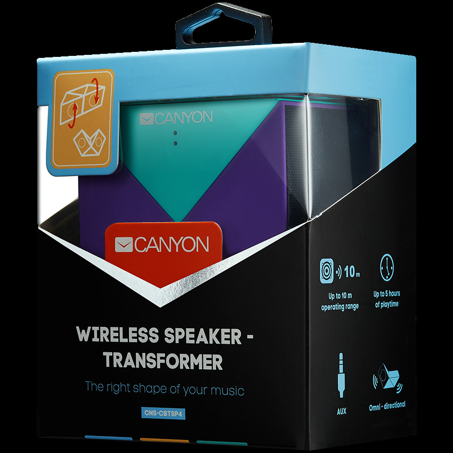 Transformer Bluetooth Speaker-2-2-2