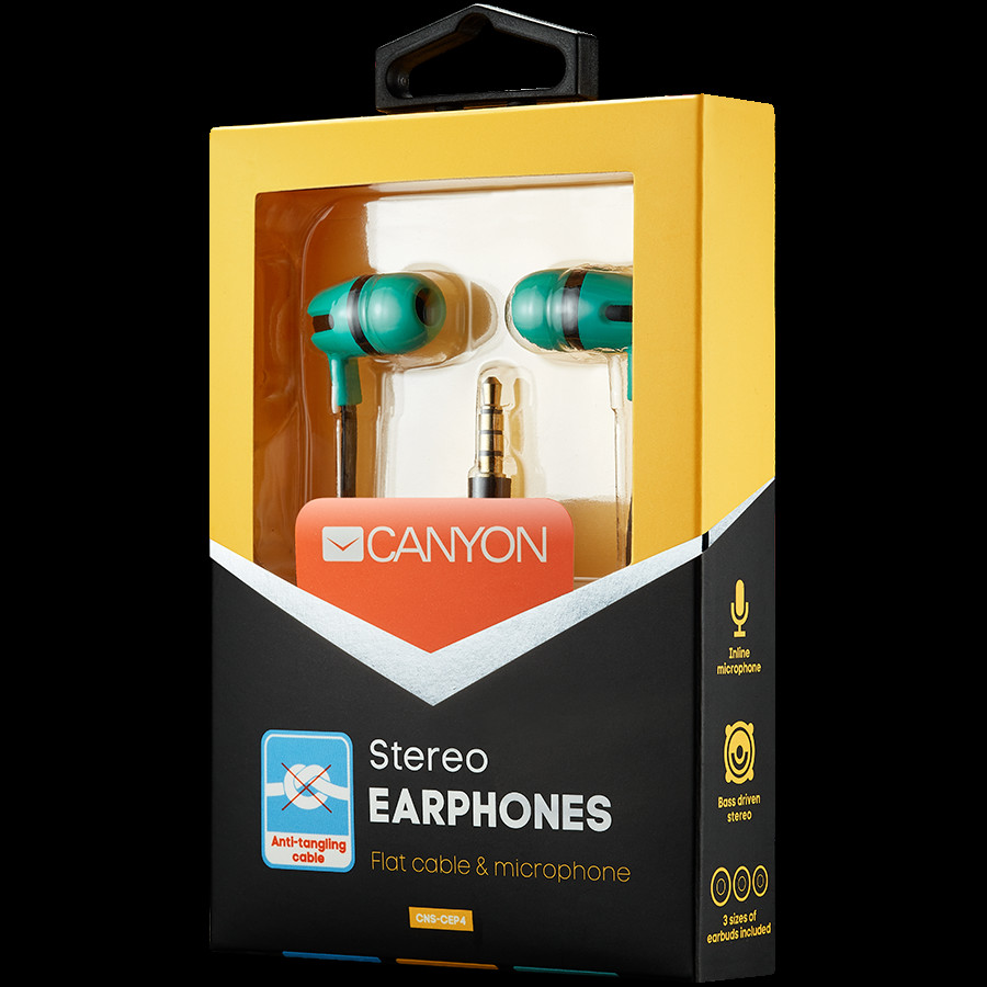 Stereo earphone with microphone-2-2-2