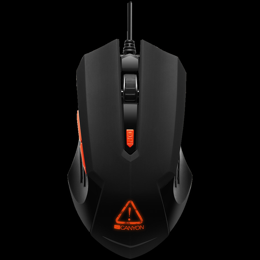 Optical Gaming Mouse with 6 programmable buttons-2-2-2