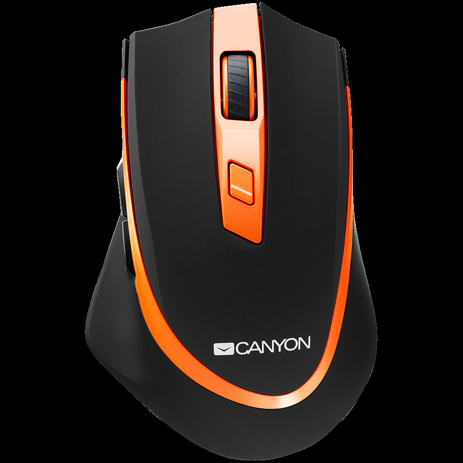 Canyon  2.4 GHz  Wireless mouse ,with 6 buttons,-2-2-2