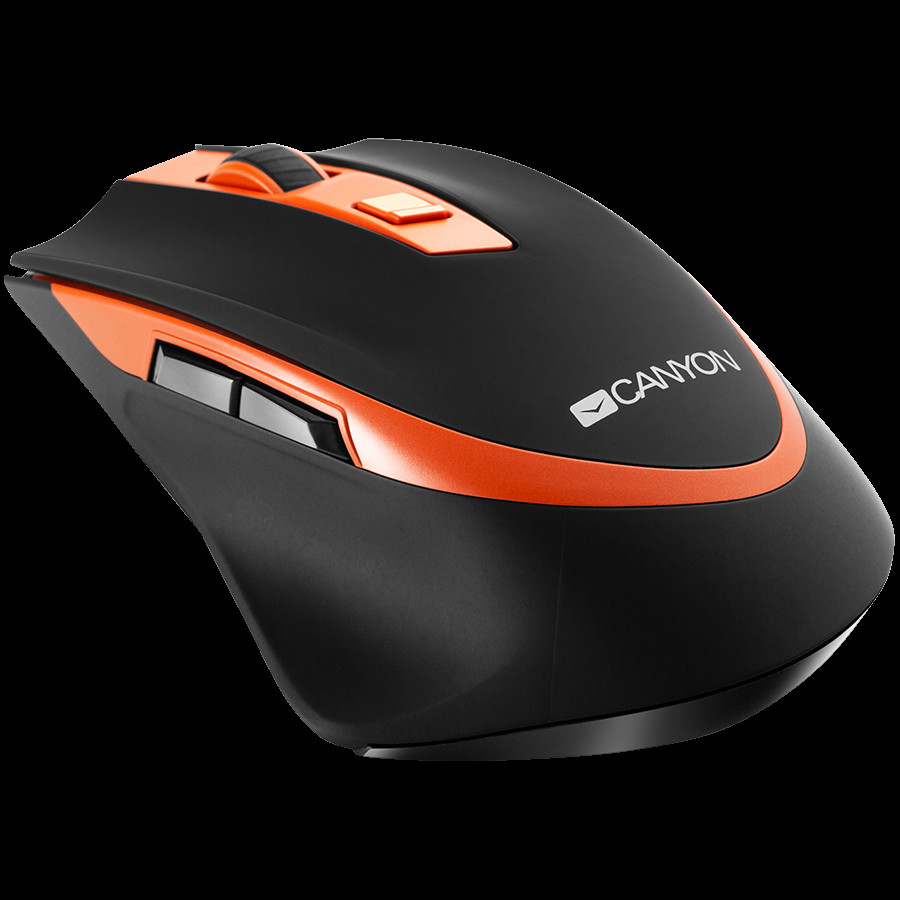 Canyon  2.4 GHz  Wireless mouse ,with 6 buttons,-2-1-4