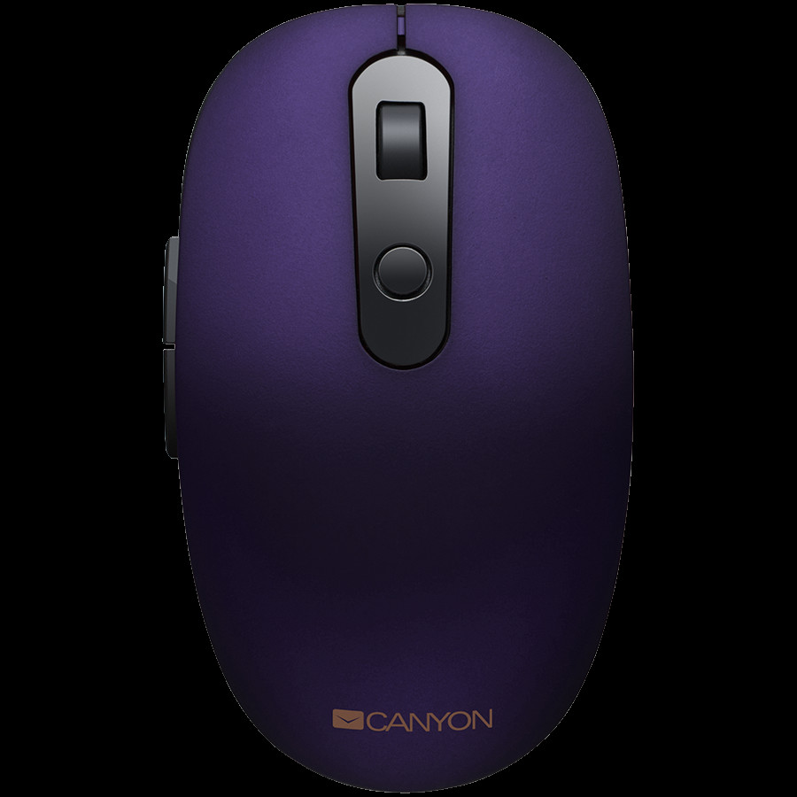 Canyon 2 in 1 Wireless optical mouse with 6 buttons