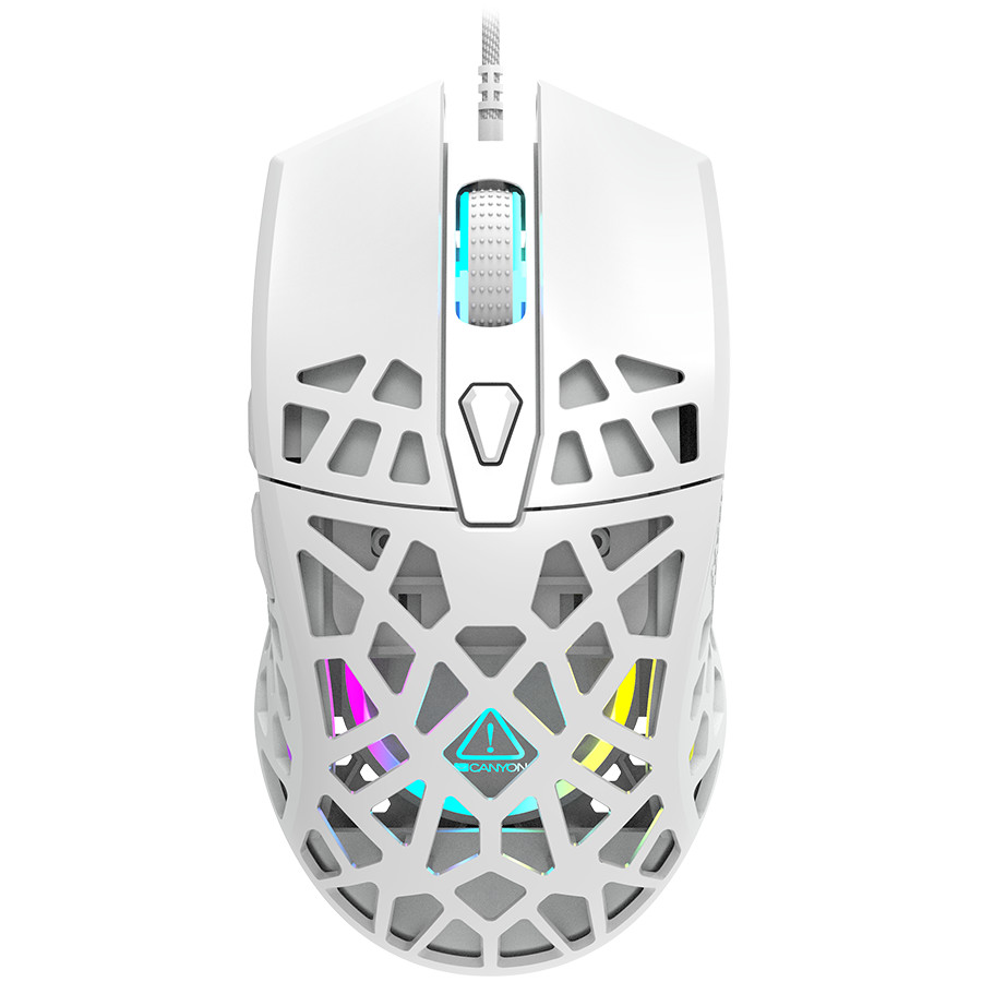 Puncher GM-20 High-end Gaming Mouse with 7 programmable buttons