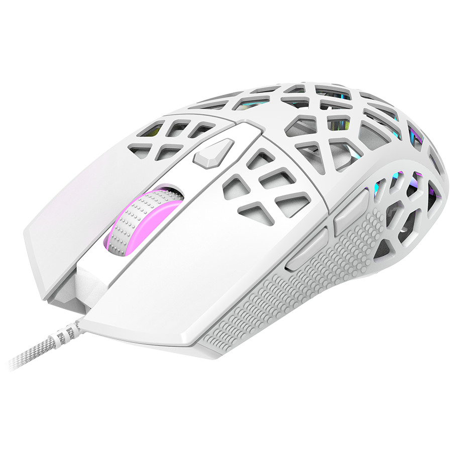 Puncher GM-20 High-end Gaming Mouse with 7 programmable buttons-1-3-3