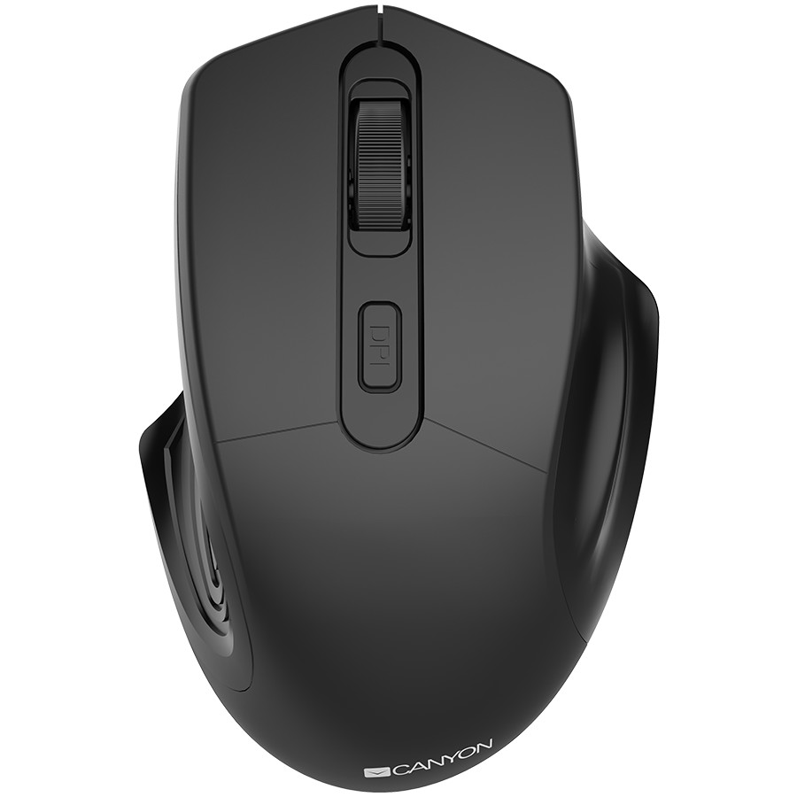 CANYON 2.4GHz Wireless Optical Mouse with 4 buttons,