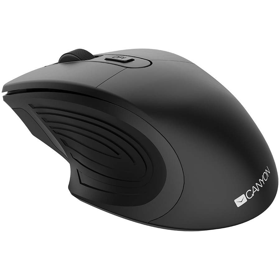 CANYON 2.4GHz Wireless Optical Mouse with 4 buttons,-1-2-1