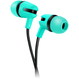 Stereo earphone with microphone