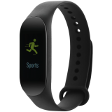 Canyon Smart band, CNE-SB02BB, colorful 0.96 inch TFT