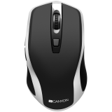 2.4GHz Wireless Rechargeable Mouse with Pixart sensor, 6keys,