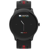 Canyon Smart watch, CNS-SW81BR, 1.3inches IPS full touch screen
