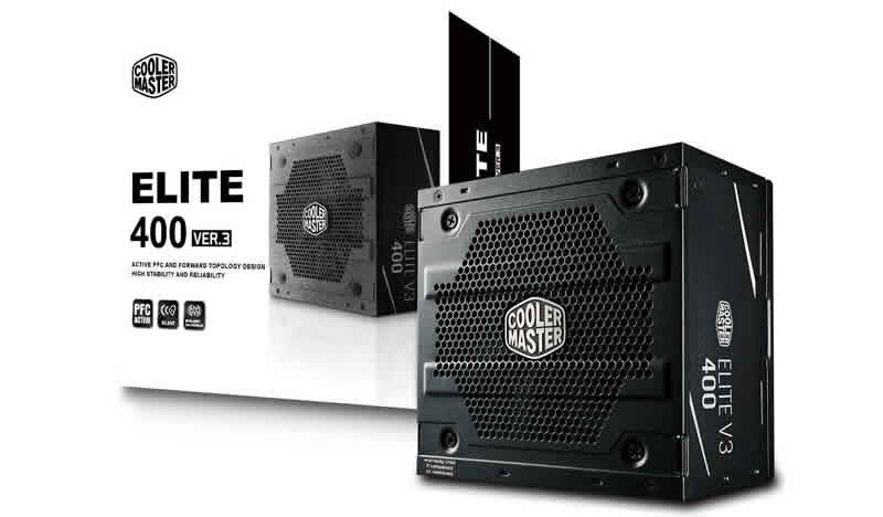 Cooler Master PSU CM ELITE V3 400W