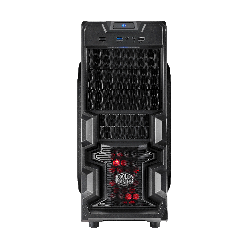 Кутия Cooler Master K380 USB3.0 SIDE WINDOW