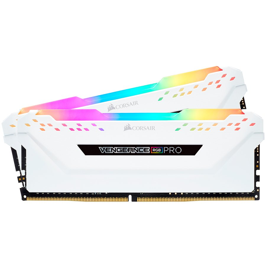 Corsair 16GB 2x8GB 3200MHz DDR4-1-1-1