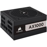 CORSAIR AX Series AX1000— 1000 Watt 80 PLUS Titanium Certified Fully Modular ATX PSU