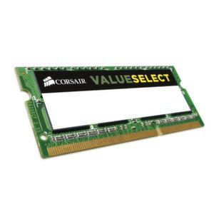 Памет Corsair DDR3L,  1600MHZ 4GB 1x204 SODIMM 1.35V (low voltage)