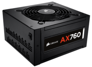 Захранване Corsair Professional Series AX, 760 W