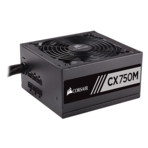 Захранване Corsair Builder CX Series CX750M 80+ Bronze, 750 W