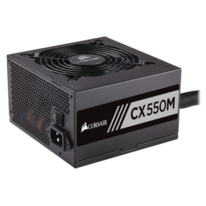 Захранване Corsair Builder Series CX 80+ Bronze, 550 W