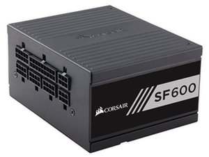 Захранване Corsair High Performance SFX SF600, 600 W