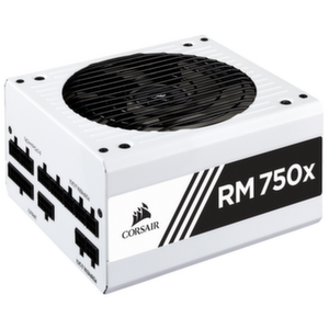 Захранване Corsair Enthusiast RMx White Series RM750x Power Supply, 750 W