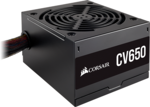 Захранване Corsair CV Series CV650 80 PLUS Bronze, 650 W