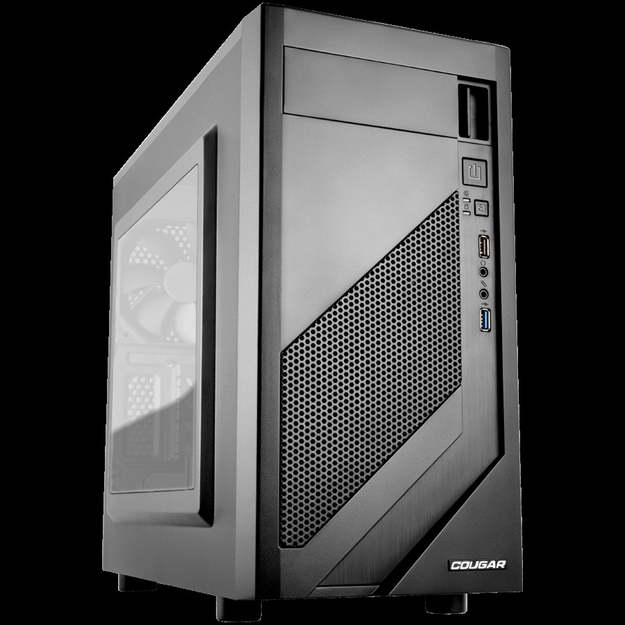 Chassis COUGAR MG110-W, Mini Tower, Mini ITX/Micro ATX, Dimension