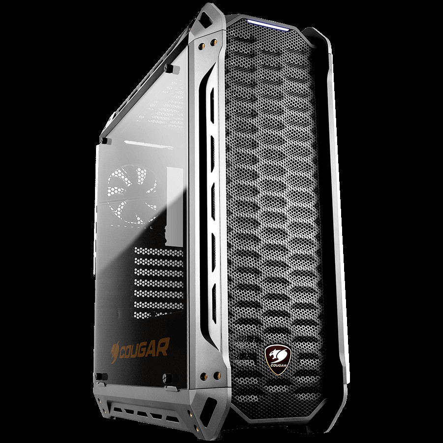 Chassis COUGAR PANZER-S, Mid-Tower, Mini ITX/Micro ATX/ ATX/CEB, Dimension