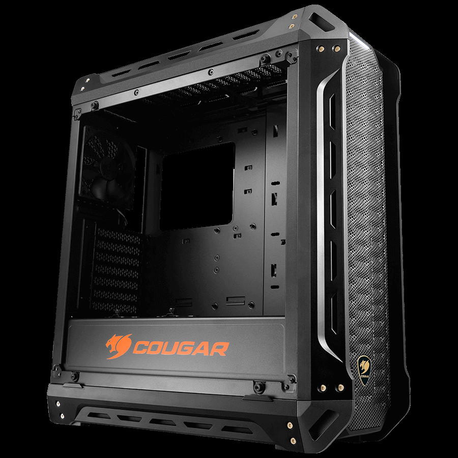 Chassis COUGAR PANZER-S, Mid-Tower, Mini ITX/Micro ATX/ ATX/CEB, Dimension-2-2-2