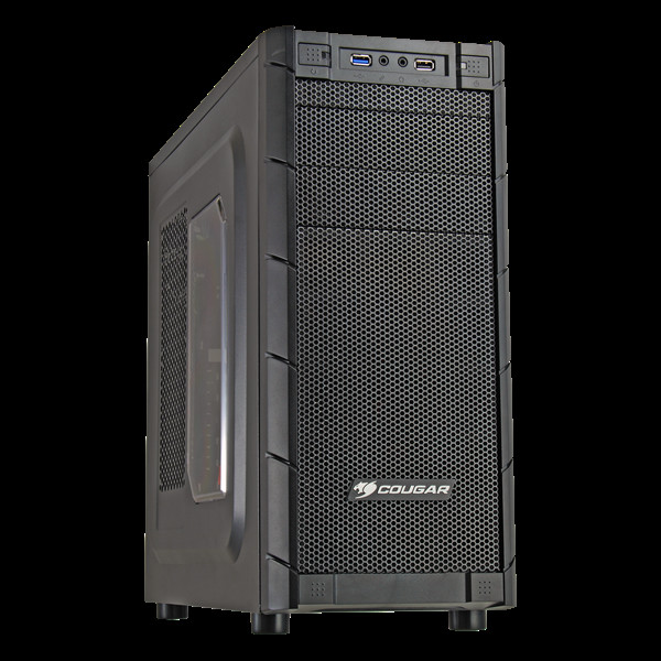 Chassis COUGAR ARCHON-V, Middle Tower, Micro ATX/ATX, Dimension