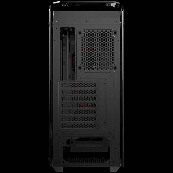 Chassis COUGAR PURITAS Middle Tower, Mini ITX/Micro ATX/ATX, Dimension-2-1-4