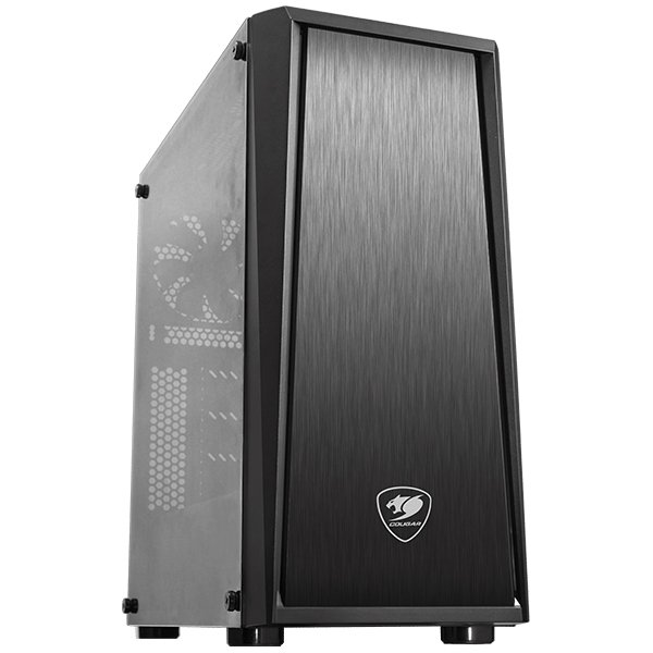 Chassis COUGAR MX340, Middle Tower, Mini ITX / Micro ATX / ATX, Dimension